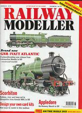 RAILWAY MODELLER Magazine June 2015 - Scorbiton