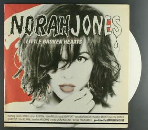 Norah Jones: Little Broken Hearts White Vinyl LP. Come Away With Me. Day Breaks.