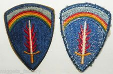 Patch original WWII USA American Europe Army  ( 116 )