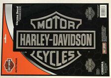 Chroma 3276 Harley-davidson Classic Emblem Decal