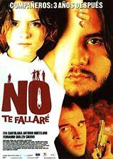 NO TE FALLARE 2 DISCOS dvd