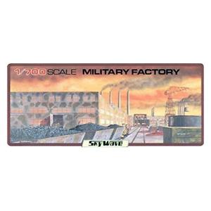 1/700 Pitroad Miltary Factory