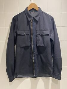"Stone Island Shadow Project Shirt 2013 M 20.5""PTP"