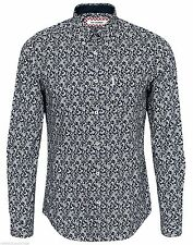 Ben Sherman Cotton Slim Button Down Men's Casual Shirts & Tops