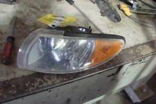 Driver Corner/Park Light Park Lamp-turn Signal Fits 97-03 GRAND PRIX 132251