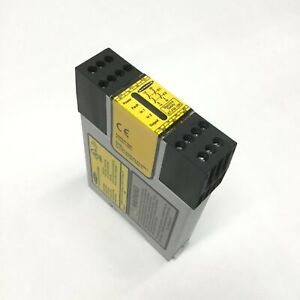 Banner AT-FM-10K Safety Relay Duo-Touch Two-Hand Control Module, 2-NO, 24VAC/DC