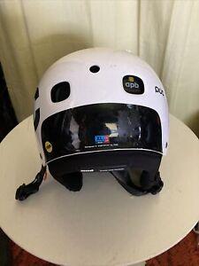 ski/snowboard helmet POC RECEPTOR BACKCOUNTRY, Hydrogen white Recco XL