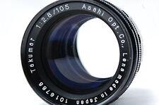 PENTAX Takumar 105mm F2.8 M42 Lens SN1016788