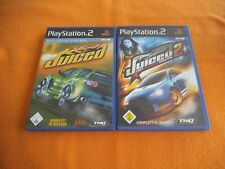 Juiced + Juiced 2 Hot Import Nights Playstation 2