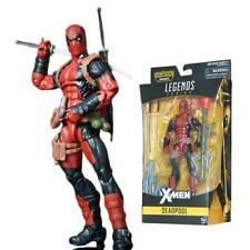 Hot Legends X-men No.002 Deadpool Action Figure Toy 16cm