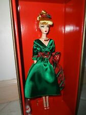 BARBIE HOLIDAY HOSTESS YULITIDE YUMMIES DOLL NRFB + SHIPPER GOLD LABEL