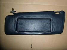 W123 WAGON 300D 300TD 280E 280TE SUN VISOR LEFT LF DRIVER BLUE CODE 902