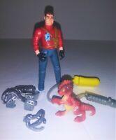 Vintage Kenner 1993 Jurassic Park Series 2  Dennis Nedry Action Figure LOOSE