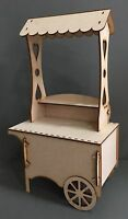 Y70 Table Placement SWEET CART Weddings Parties Celebrations Birthdays MDF