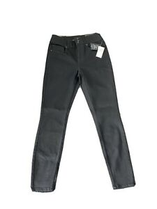 Hot Topic Hi Rise Super Skinny Women's Jeans Color Black- Size 9