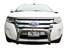 VANGUARD 07-14 FORD EDGE FRONT BULL BAR BUMPER PROTECTOR GUARD S/S