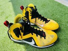 Men Size 10.5 - Nike LeBron 9 P.S. Elite Taxi 2012