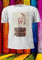 Alice In Wonderland Punk Guilty T-shirt Vest Tank Top Men Women Unisex 524