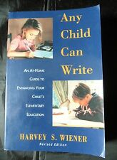 Any Child Can Write Guide to Enhancing Your Childs Elementary Education school