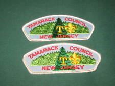 Tamarack Council, lot of 2 csp's     PCJ