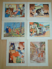More details for 1950's educational posters..boxed..71 prints..classroom..vintage..original 1950s
