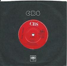"""Paul Young:Wonderland/Between two fires 7"""" Vinyl Single:UK Hit"""
