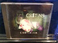 L.U. Cipha - Cretins Cretinism CD horrorcore hex PA rap rare underground wicked