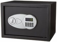 Safe Security House Office Electronic Gun Money Wall Floor Digital Compact Steel