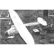 Bauplan Cumulus III F Modellbau Modellbauplan Segelflugzeug