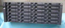 NETAPP DS4243 NAJ-0801 NAS STORAGE DISK SHELF w 24x SAS 450GB 15K DRIVES 10TB