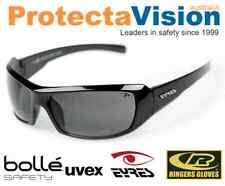 Eyres Thunder Safety Glasses & Sunglasses Smoke Lens 620-S1-GY