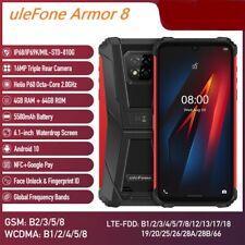 6.1 inch Ulefone Armor 8 Waterproof Rugged 4G Smartphone Android 10 4GB+64GB NFC