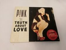 Pink - Truth About Love - CD X 2 (2012) Deluxe Edition