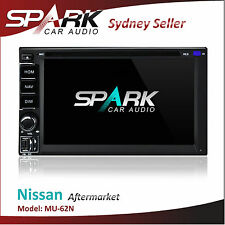 SP-AFTERMARKET GPS DVD SAT NAV IPOD BLUETOOTH FOR NISSAN PATROL TiiDA PATHFINDER