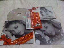 ARIANA GRANDE / christmas kisses /JAPAN LTD CD OBI