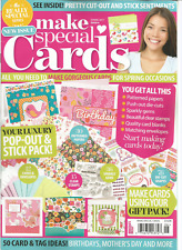 MAKE SPECIAL CARDS MAGAZINE SPRING 2017 ISSUE 6,