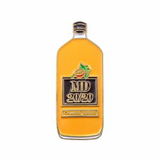 Mad Dog MD 20/20 Orange Jubilee Hood Thug Life Enamel Pin Lapel