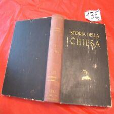 Storia della Chiesa vol III UTET Agostino Saba 1945 Pontefici Avignone Pio XII