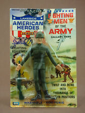 Lakeside American Heroes Fighting Men Of The Army Gallant Yank Army Man Bendy