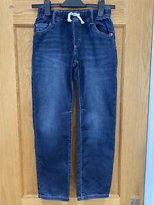 Boys Gap Jeans - Size L 10 - 11 Years - Stretch Slim Fit