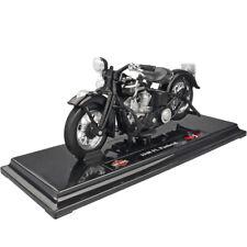 Maisto 1:18 Harley Davidson 1948 FL PANHEAD MOTORCYCLE BIKE Model NEW IN BOX