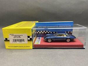 1:43 BBR 238D Ferrari 400 Superamerica Serie II 1963 met light blue / BB 709