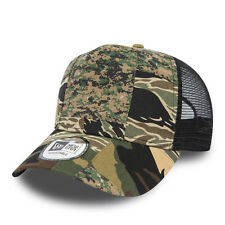 NEW Era Cap Patchwork mimetico a frame Trucker Snapback Top Sale