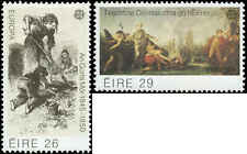 Ireland Scott #519 - #520 Complete Set of 2 Mint Never Hinged  EUROPA