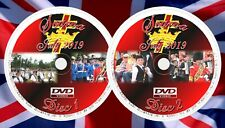 APS Marching Band DVDS Scarva Double DVD Set 2019
