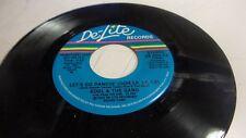 KOOL & THE GANG - LET'S GO DANCIN'(OOH LA LA LA)- DJ'S 45 RPM RECORD - VG+