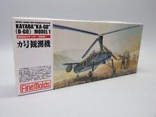 "Fine Molds FP16 1/72 Kayaba ""Ka-Go"" Model 1"