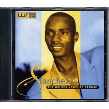 Music CD Sanchez The Golden Voice Of Reggae Sealed