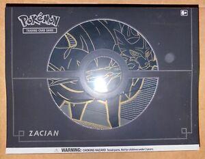 Pokemon Elite trainer box plus Zacian Zamazenta New Sealed