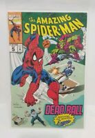**Near Mint** The Amazing Spiderman 5 Dead Ball Featuring The Montreal Expos